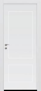 דלתות פנים - חירוץ 2 לבן