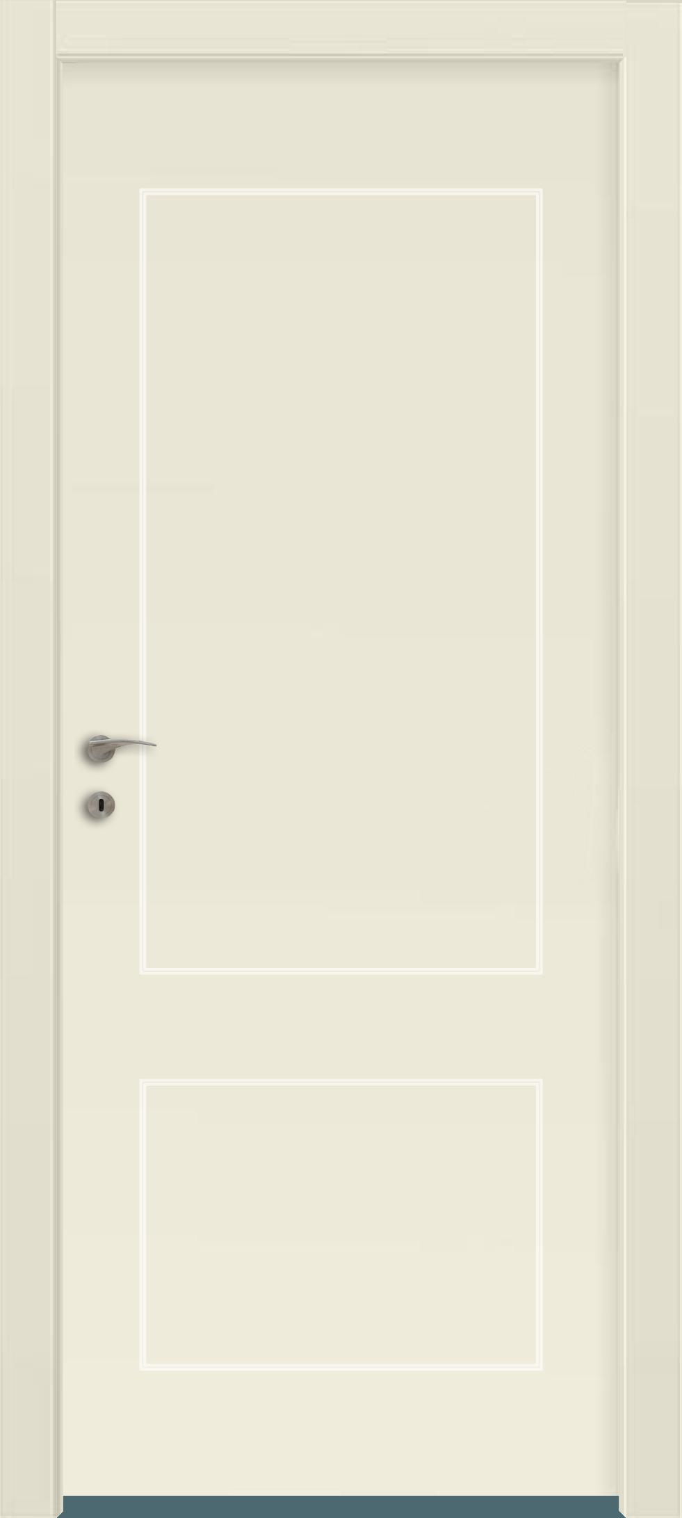 דלתות פנים - חירוץ 2 שמנת