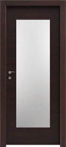דלתות פנים צוהר יפני לא מחולק וונגה